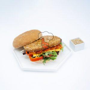 Burger Vegetal Multicereales