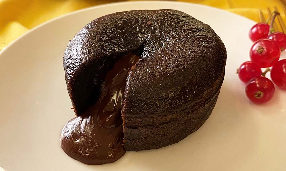 nueva receta coulant de chocolate chefclick