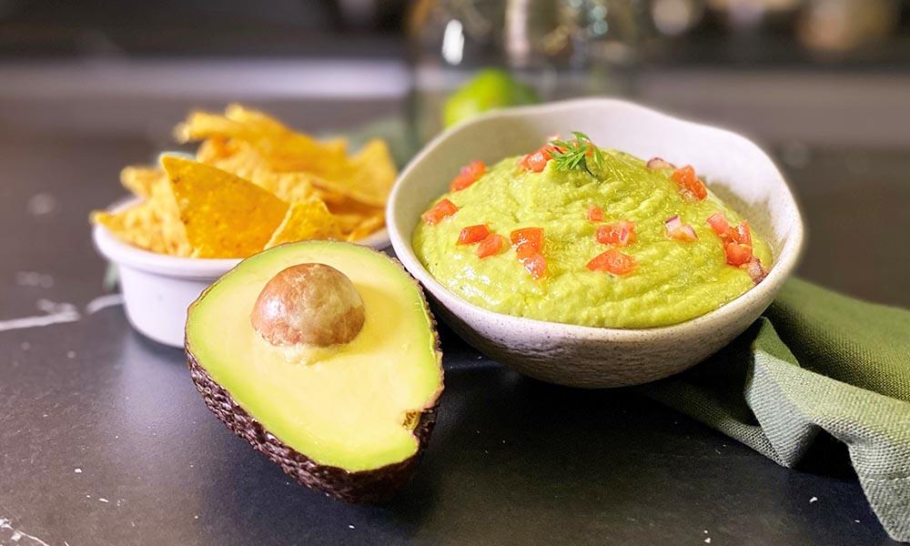 receta salsa guacamole chefclick