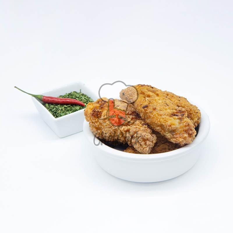 alitas de pollo american crispy chefclick