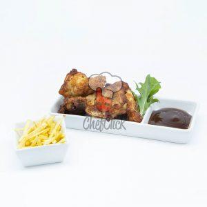 alitas de pollo naturales chefclick