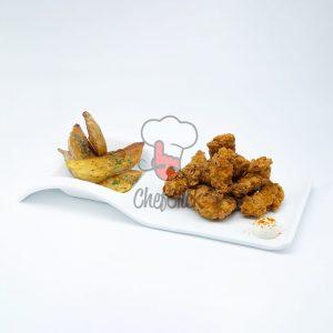 delicias de pollo american crispy chefclick