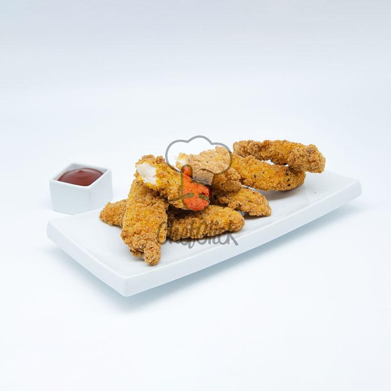 finger de pollo american crispy chefclick