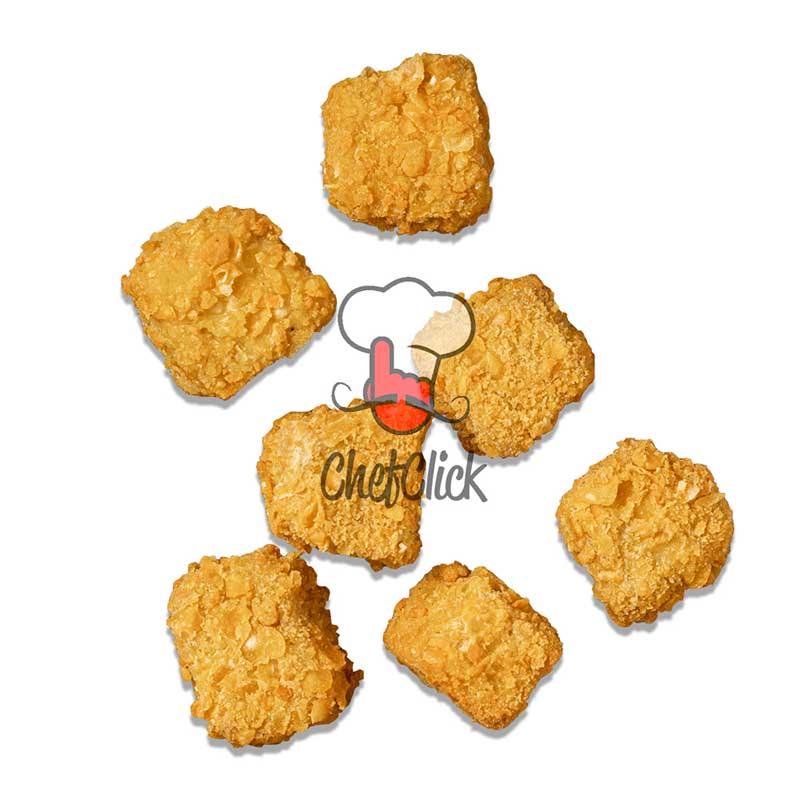 nuggets veganos sabor pollo