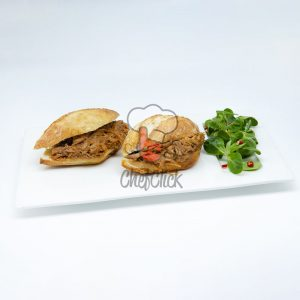 pulled pork bbq chefclick
