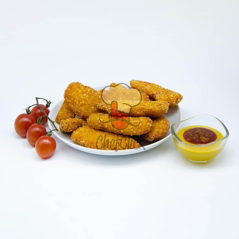 solomillo pollo cornflakes chefclick