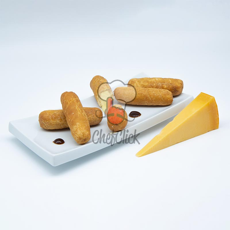 tequeños queso gouda chefclick